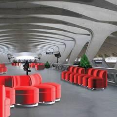 BRUCO: Aeroporti in stile  di Arch. Umberto Lizza       -      Architettura e Design