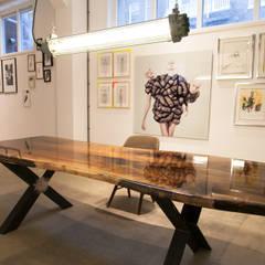 Interior Projects:  Exhibitieruimten door Blom & Blom