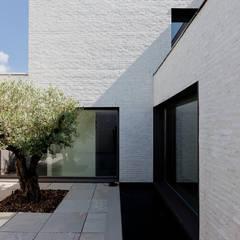 Woning VAWE:  Terras door areal architecten cvba