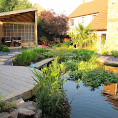 Сад by Katherine Roper Landscape & Garden Design