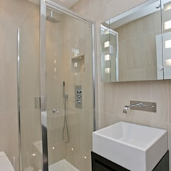 Adamson Road, Swiss Cottage,  London, NW3:  Bathroom by Temza design and build