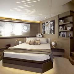 MCY_ 70: Yacht & Jet in stile  di  roberta mari
