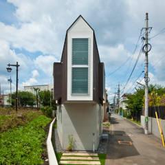 堀ノ内の住宅 モダンな 家 の 水石浩太建築設計室/ MIZUISHI Architect Atelier モダン