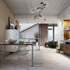 Кухни в . Автор – DA-Design,