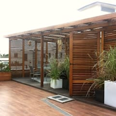 Patios & Decks by GREENERIA