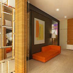 Corridor & hallway by oneione, Minimalist