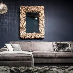 Avenue, lounge-bank van RUPERT & RUPERT:  Woonkamer door RUPERT & RUPERT