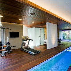 Ruang Fitness by Jorge Belloch interiorismo