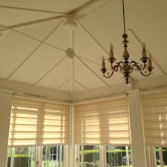 Blinds: minimalistic Conservatory by louise.r