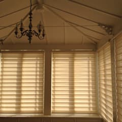 Motorised Blinds: minimalistic Conservatory by louise.r