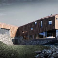 Maisons de style  par Zalewski Architecture Group,