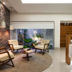 Edificios de oficinas de estilo  por Studio Karla Oliveira