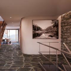 Hành lang by von Mann Architektur GmbH