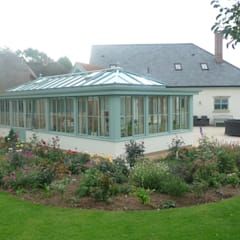 Orangeries:  Conservatory by Franklin Windows