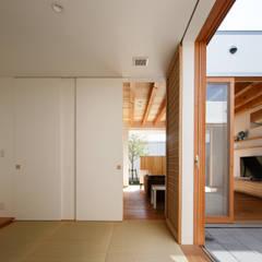 غرفة الميديا تنفيذ 窪江建築設計事務所