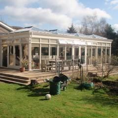Conservatory 6:  Conservatory by Stange Kraft Ltd