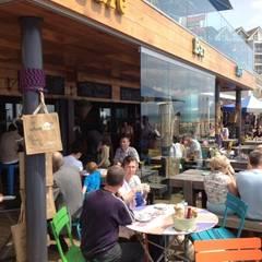 Restaurant in Kapstadt:  Gastronomie von SUNFLEX Aluminiumsysteme GmbH
