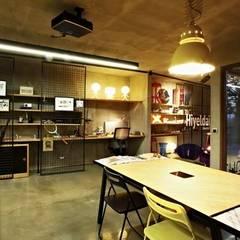 Hiyeldaim İç Mimarlık & Tasarım – Design Office:  tarz Ofisler ve Mağazalar