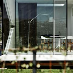 شبابيك  تنفيذ Peter Pichler Architecture