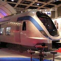 Mock up X60:  Messe Design von DIE DREI Malchus, Hückmann, Olivier GbR