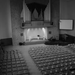 Kerkzaal:  Congrescentra door Tim van de Weerd