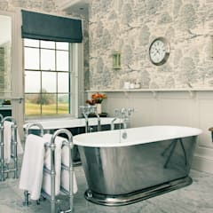Country Estate, Dorset 컨트리스타일 욕실 by Drummonds Bathrooms 컨트리