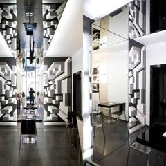 Walls & flooring by Todesign