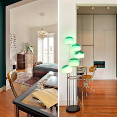 eclectic Dressing room by Tiago Patricio Rodrigues, Arquitectura e Interiores
