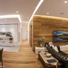 Appartamento #A76: Sala da pranzo in stile in stile Moderno di Studio DiDeA architetti associati