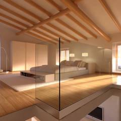 _camera tipo: Camera da letto in stile  di arch. silviabertoncini