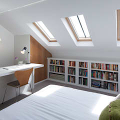 Blackheath House:  Bedroom by APE Architecture & Design Ltd.