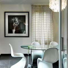 Dining room by Studio Marco Piva,