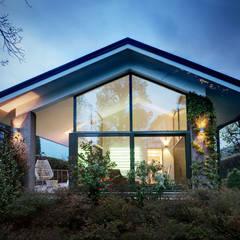 Villa sul lago di Como: Case in stile  di Studio Marco Piva