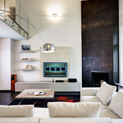 Living room by Studio Marco Piva,