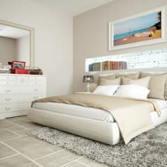 Slaapkamer door De Vivo Home Design