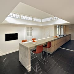 Keukenverbouwing:  Keuken door Bob Ronday Architectuur