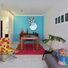 Dining room by Tiago Patricio Rodrigues, Arquitectura e Interiores