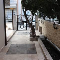 AYAYAPITASARIM – VİLLA-2:  tarz Bahçe