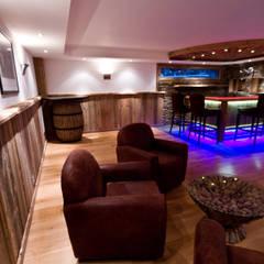 Wine cellar by shep&kyles design