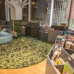 A Biblioteca Escolas campestres por Decorpisus Campestre