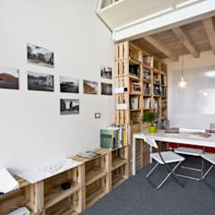 industrial Study/office by homify