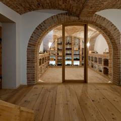 Wine cellar by Jahn Gewölbebau GmbH