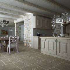 ห้องนั่งเล่น by De Vivo Home Design