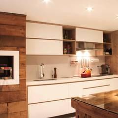 Kitchen by Sarah & Dalira