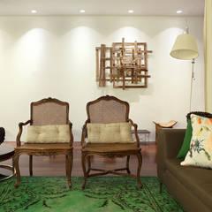 Living room by Tiago Patricio Rodrigues, Arquitectura e Interiores