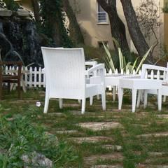Sihirli Peyzaj – sihirli peyzaj bahçe tasarım proje uygulamaları:  tarz Etkinlik merkezleri