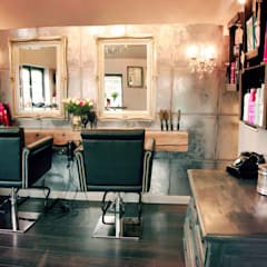 The shed hair and beauty:  Clinics by detail design studio limited