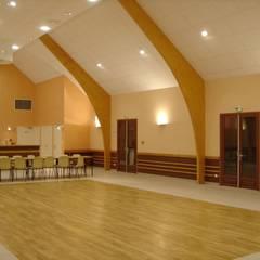 Vue de l'intérieur, salle: Lieux d'événements de style  par Evrain dominique