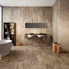Asian style bathroom by Badkamer & Tegels magazine Asian