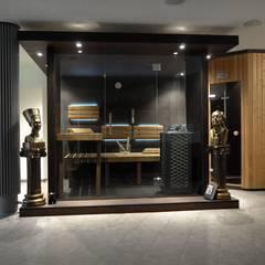 Sauna aus Holz:  Spa von Hesselbach GmbH